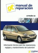 MANUAL DE TALLER Y MECANICA CITROEN C8 GASOLINA Y DIESEL, GT +REGALO TESTER