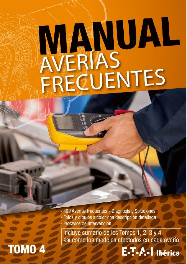 MANUAL  AVERIAS FRECUENTES VOL4+2 MANUALES GRATIS