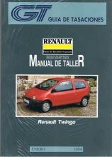 MANUAL DE TALLER Y REPARACIÓN RENAULT TWINGO 1.2+TESTER