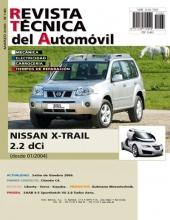 MANUAL DE TALLER Y MECANICA NISSAN X TRAILL 2.2 DCI DESDE 2004 Nº146 REGALO TESTER