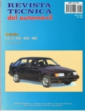 MANUAL DE TALLER VOLVO 440 460 480 1987-1992 RTA29