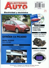 MANUAL DE TALLER  CITROEN CITROEN C4 PICASSO GRAND PICASSO + CD ROM,2005 EAV79+REGALO