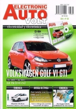 MANUAL DE TALLER ELECTRICO VOLKSWAGEN GOLF 6  GTI 2009-11) GASOLINA  (210 CV) - EA130 +CD ROM