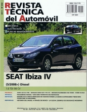 MANUAL DE TALLER Y MECANICA SEAT IBIZA IV 1.6TDi 5/2008 R202
