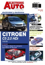 MANUAL DE TALLER CITROEN C5 HDi 110cv ELECTRICIDAD CD ROM EAV11