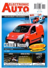 MANUAL DE TALLER  CITROEN NEMO 1.4 HDi Electricidad+CD, ROM 2008 EAV110+REGALO TESTER
