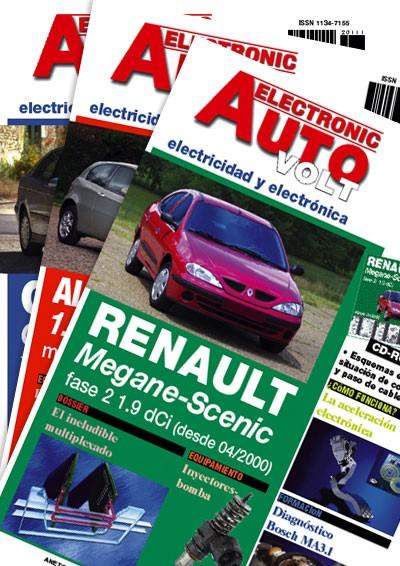 Manuales de Taller Electrónica y Componentes+CD rom esquemas electricos,EAV 2014