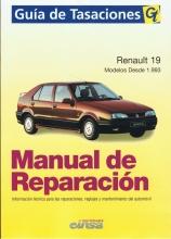 MANUAL DE REPARACION RENAULT 19 DESDE 1993 GASOLINA Y DIESEL+TESTER