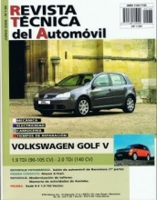 MANUAL DE TALLER VOLKSWAGEN GOLF V, 1.9 TDI y 2.0 TDI RT138