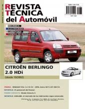 MANUAL DE TALLER Y MECANICA CITROEN BERLINGO DI DESDE 2002 R148