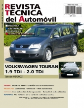MANUAL DE TALLER  VOLKSWAGEN GOLF TOURAN desde 2003 R154