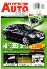 MANUAL DE TALLER ELECTRICO MERCEDES BENZ CLASE C C200CDI C220CDI 2007/2009+CD ROM Rª109