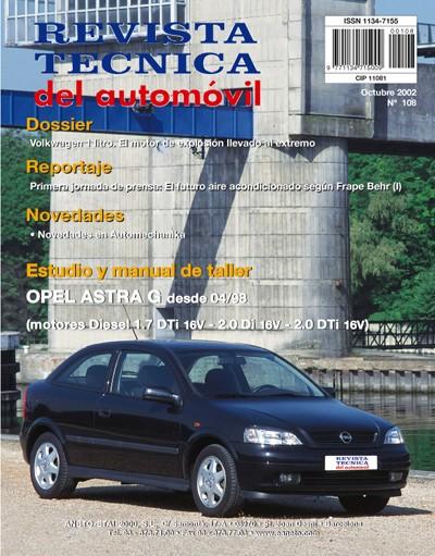manual de taller opel astra g diesel 04  98 1 7dti 16v 2 manual de taller opel astra g 1.7 dti pdf manual de taller opel astra g 1.7 dti pdf