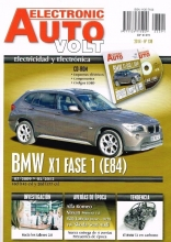 MANUAL DE TALLER  BMW X1 DIESEL 2009-12  + CD ROM ELECTRICIDAD EAV139
