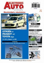 MANUAL DE TALLER CITROEN C1,1.0-12V Y 1.4 HDI, 2005 + CD ROM ELECTRICIDAD EAV58