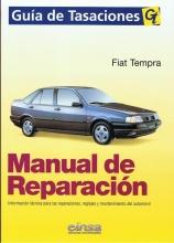 MANUAL DE REPARACION FIAT TEMPRA GASOLINA Y DIESEL + REGALO TESTER