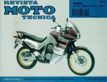 MANUAL DE TALLER Y REPARACION  MECANICA HONDA XLV TRANSALP-1987-1992