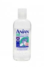GEL HIDROALCOHOLICO ANTISEPTICO Bactericida, levaduricida, con ALOE VERA  de 150 ml.