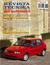 MANUAL DE TALLER Y MECANICA FORD  MANUAL DE TALLER FORD FORD FIESTA DIESEL BERLINA Y COURIER DESDE 1996 RT76 +REGALO TESTER