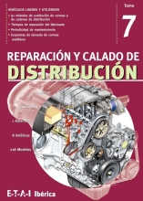 Manual de reparacion y calado de la Distribución, vol 7