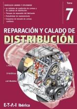 Manual de reparacion y calado de la Distribución, vol 7