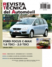 MANUAL DE TALLER Y MECANICA FORD FOCUS,C MAX DIESEL DESDE 2003 R149