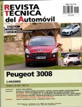 MANUAL DE TALLER MECANICA  PEUGEOT 3008 2.0 HDI 150CV 4/2009 R210